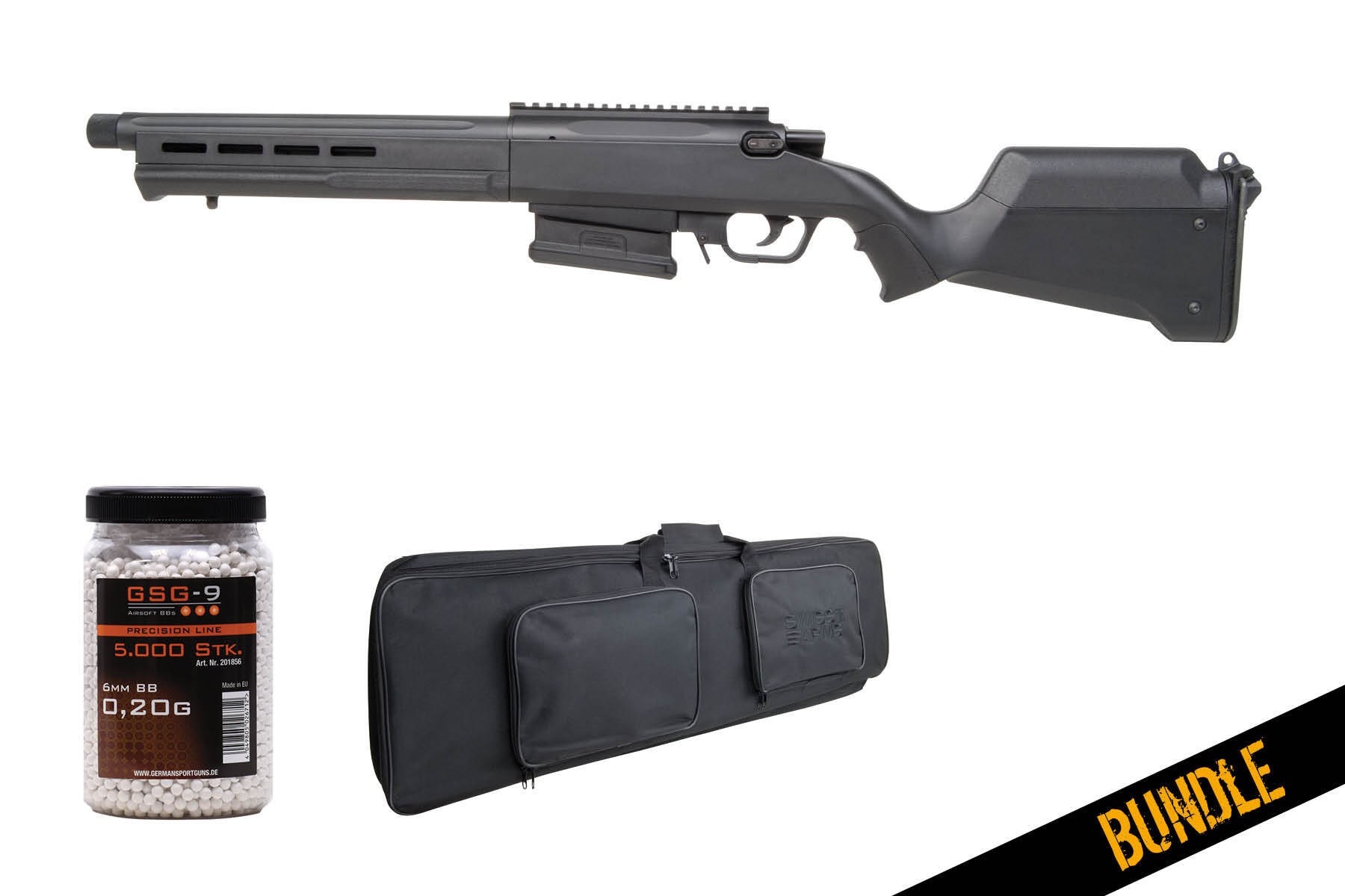 Amoeba Striker S2 Sniper-Set - Airsoft Gewehr